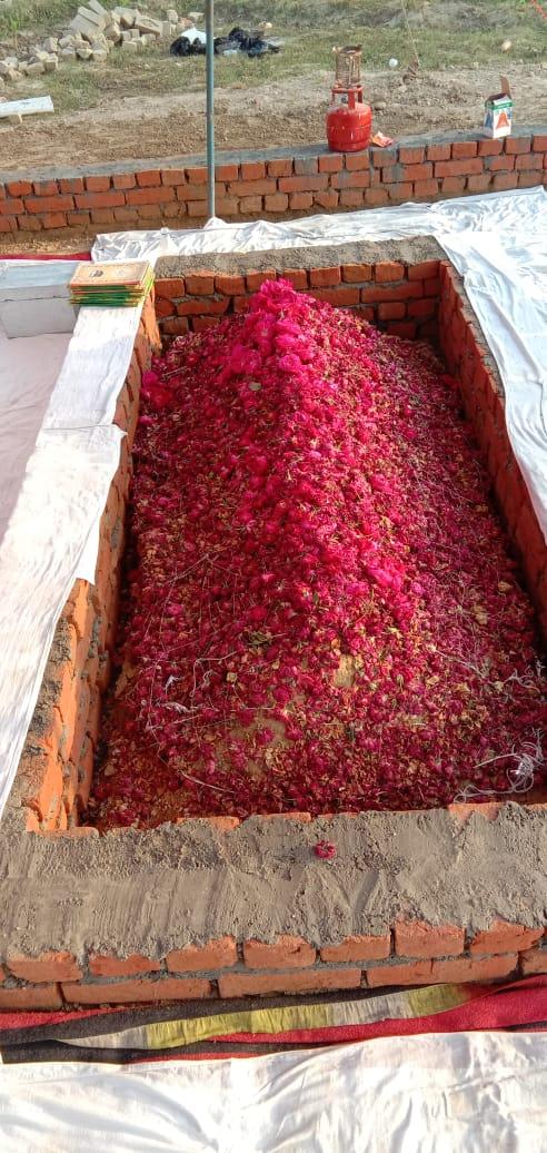 AAh Saayadi Shahid Duniya se Hue Rukhsat