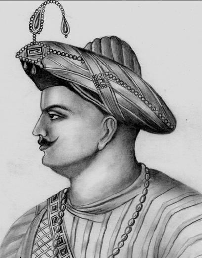 TIPU SULTAN (1750-1799)