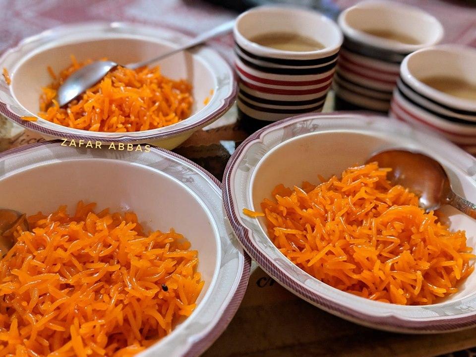 Zarda: Story of an exotic Mughal dessert