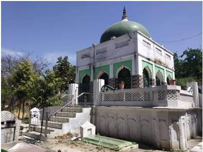 Hazrat Shah Abban Badar Chishti (Amroha)