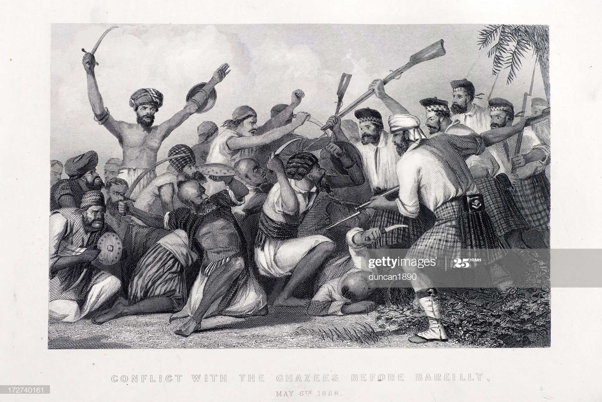 Bareilly in 1st war of Independence: 1857 Accounts