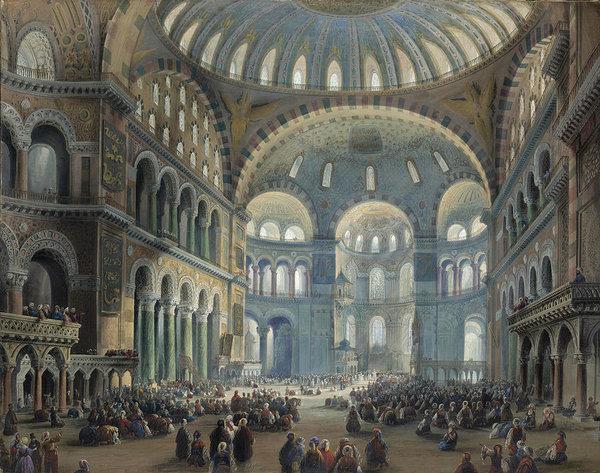 Hagia Sophia – A Brief Timeline