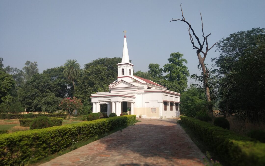 CHRIST CHURCH AT NAQVI PARK: THE CITADEL OF SPIRITUALITY & HARMONY