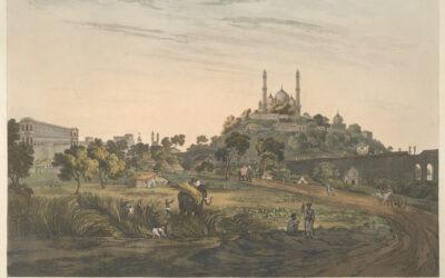 Shah Peer Muhammad Chishti & Tiley Wali Masjid