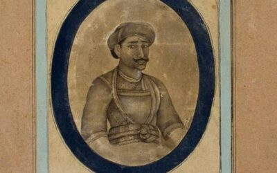 Raja Tikait Rai (1760–1808)  and Damgarha