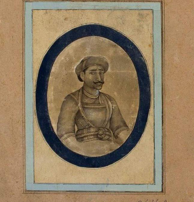 Raja Tikait Rai (1760–1808)  and Damgarha