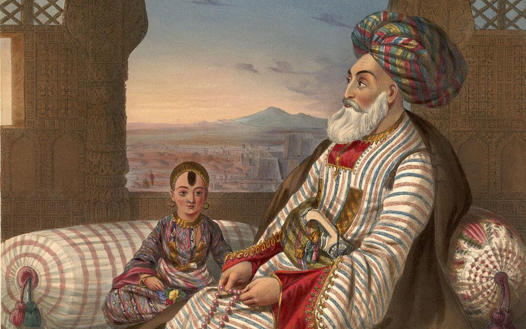 Afghans & Dehraduni Basmati